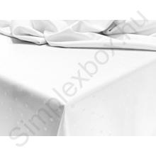 LTXMP PRÉMIUM színes damaszt abrosz, kiskockás mintával 140x220 cm