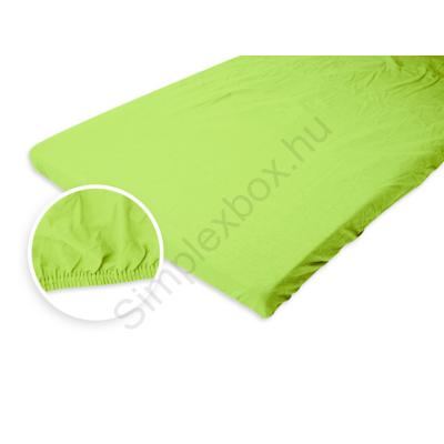 LTXJYL Jersey gumis lepedő 140-160x200 cm