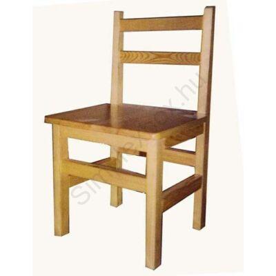 Fenyő óvodai szék